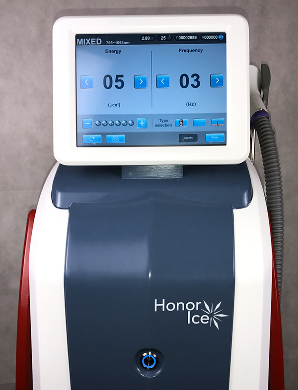 Диодный лазер MBT HONOR ICE купить дешево напрямую